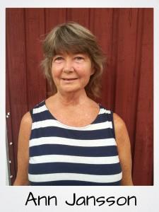 Ann Jansson
